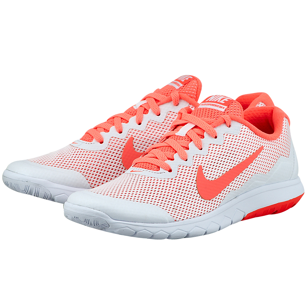 Nike – Nike Flex Experience 4 749178101-3 – ΛΕΥΚΟ/ΚΟΡΑΛΙ