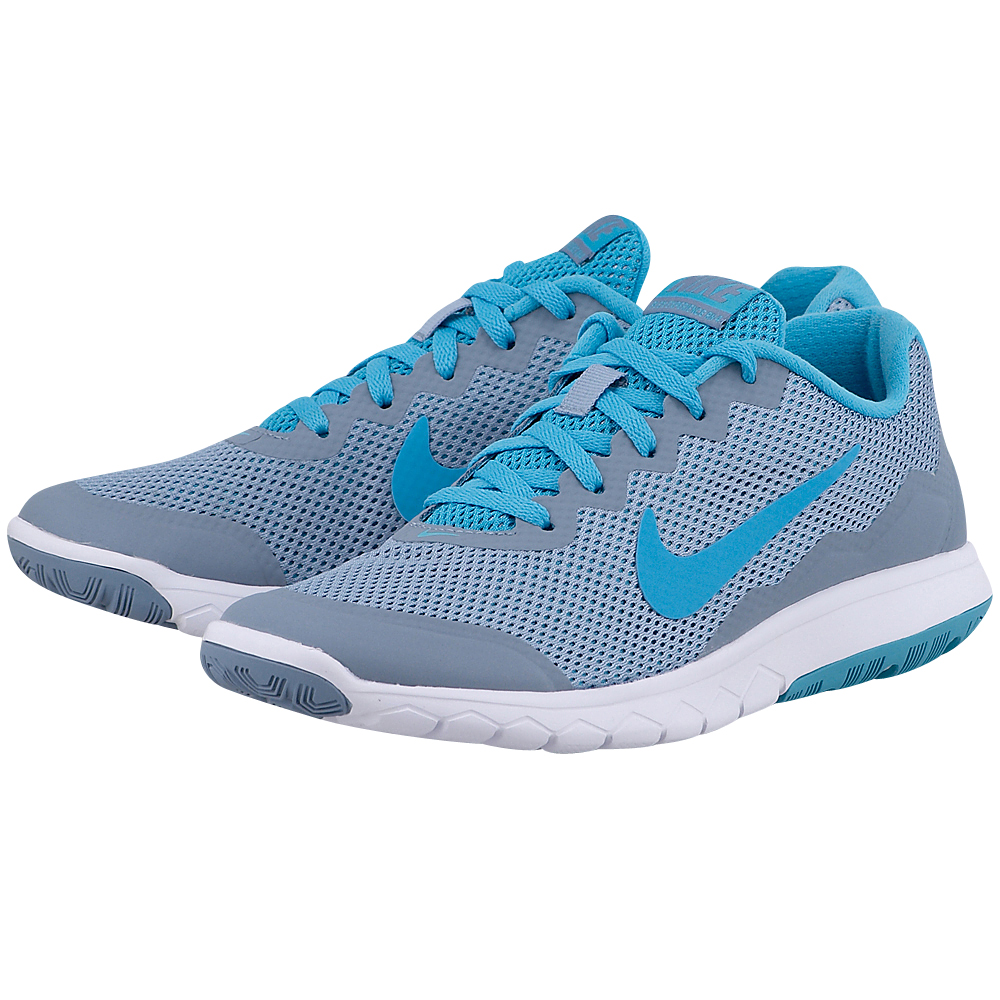 Nike – Nike Flex Experience 4 749178404-3 – ΓΚΡΙ/ΣΙΕΛ