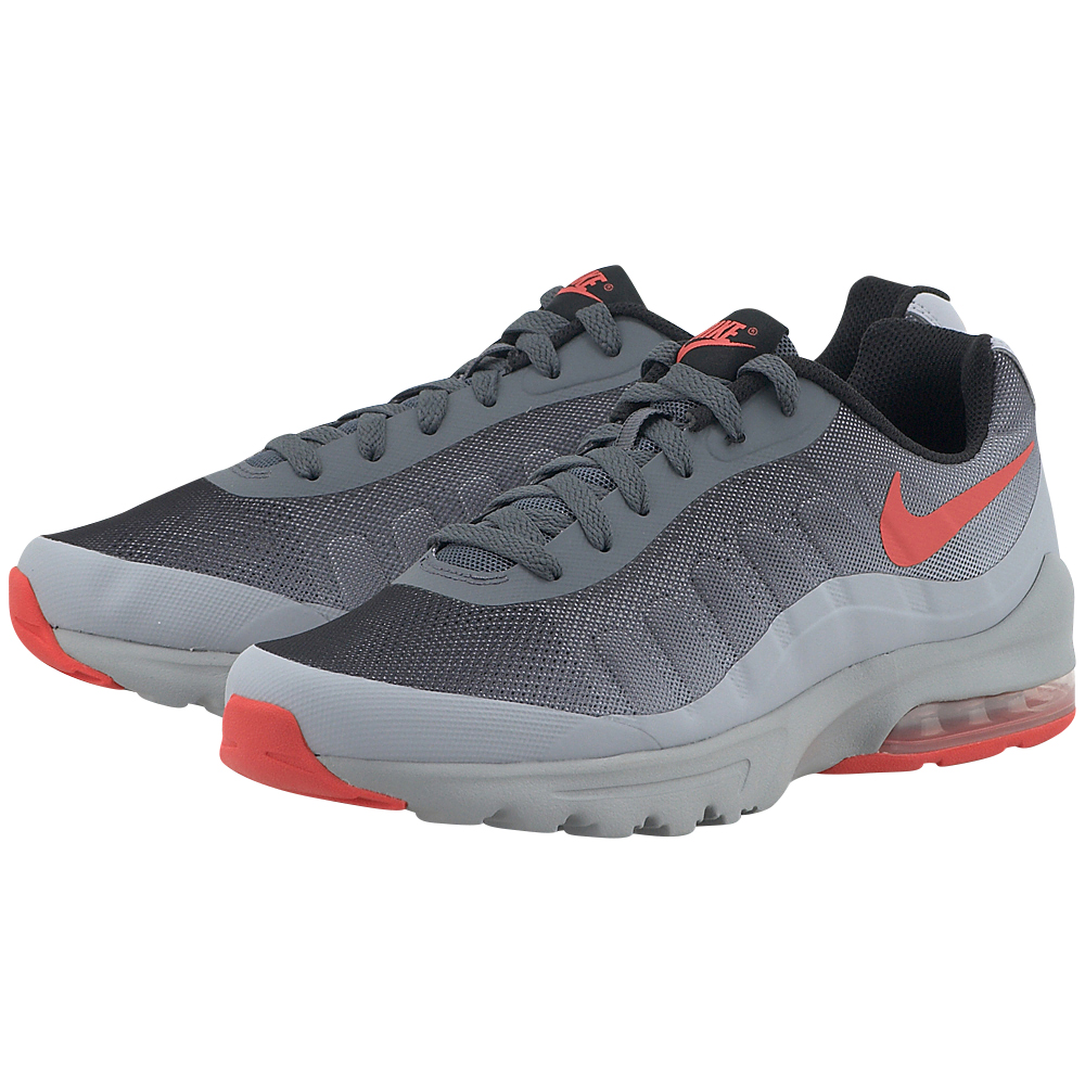 Nike - Nike Air Max Invigor Print 749688003-4 - ΓΚΡΙ ΣΚΟΥΡΟ