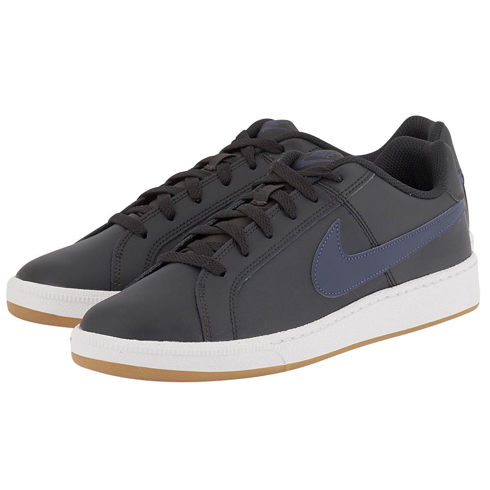 Nike - Nike Court Royale 749747-006 - ΜΠΛΕ ΣΚΟΥΡΟ