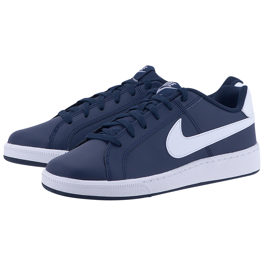 Nike - Nike Men's Court Royale Shoe 749747-401 - ΜΠΛΕ ΣΚΟΥΡΟ