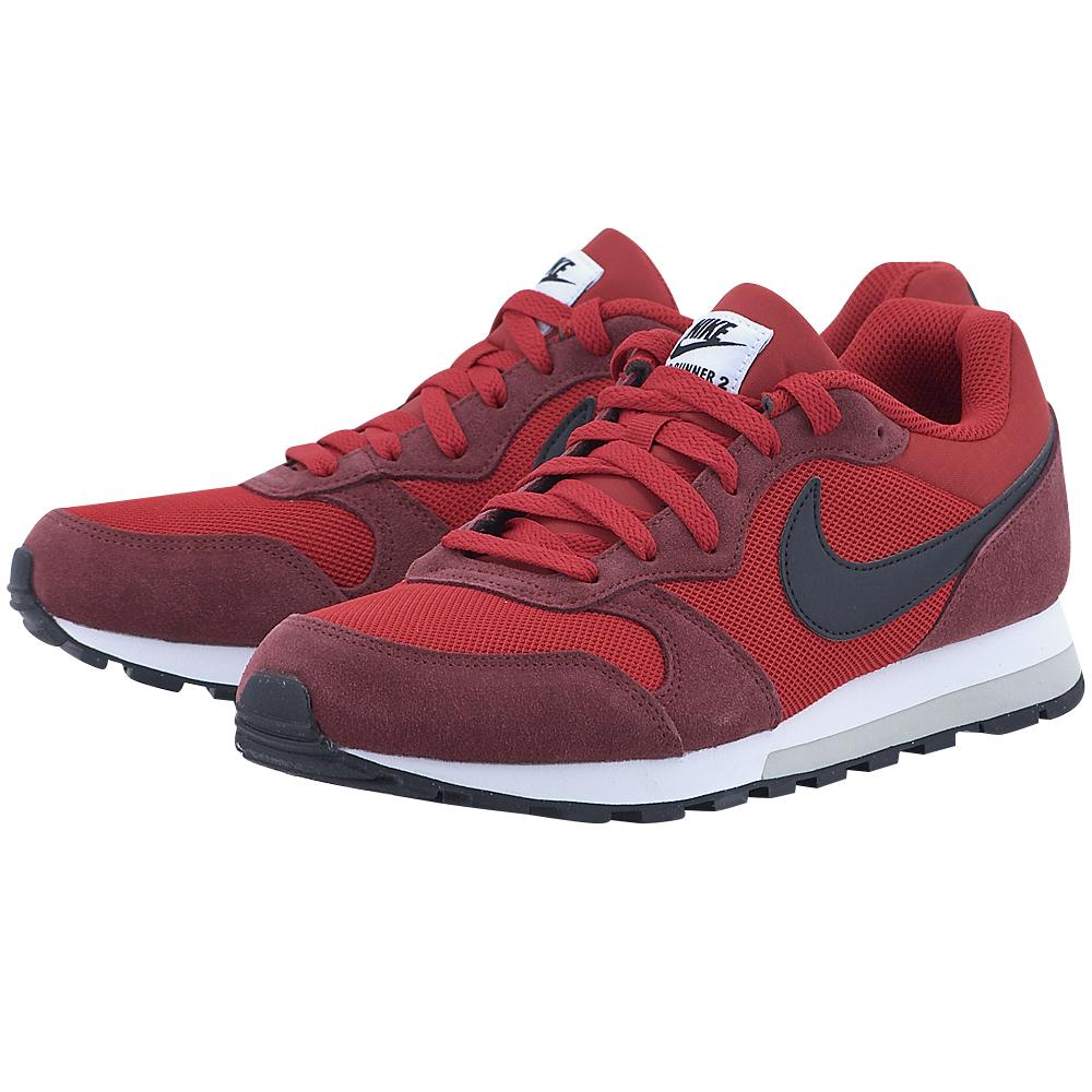 Nike – Nike MD Runner 2 749794-602 – ΚΟΚΚΙΝΟ