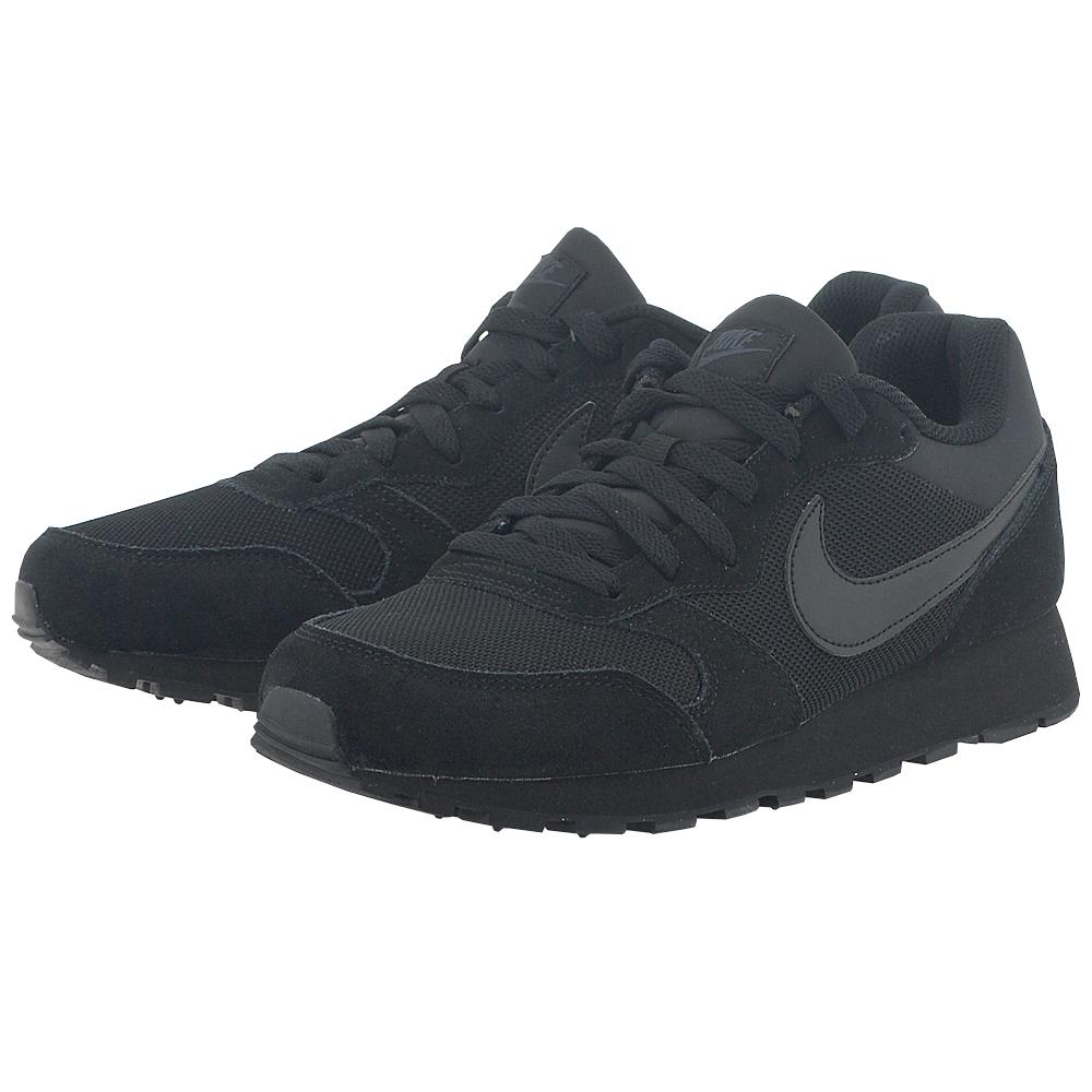 Nike – Nike MD Runner 2 749794002-4 – ΜΑΥΡΟ