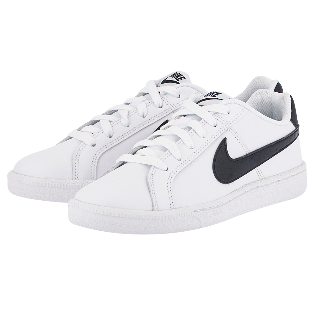 Nike - Nike Court Royale 749867-111 - ΛΕΥΚΟ/ΜΑΥΡΟ