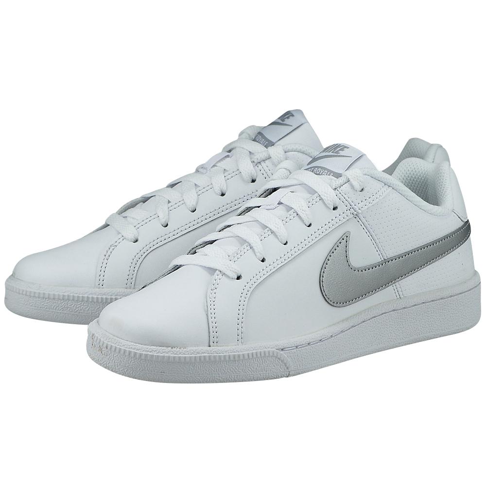 Nike – Nike Court Royale 749867100-3 – ΛΕΥΚΟ