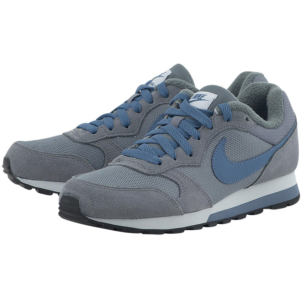 Nike – Nike MD Runner 2 749869002-3 – ΓΚΡΙ ΣΚΟΥΡΟ