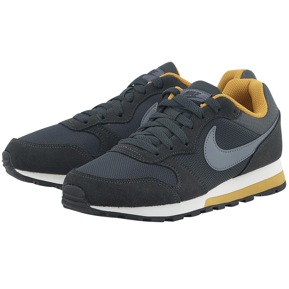 Nike – Nike Md Runner 2 749869005-3 – ΑΝΘΡΑΚΙ