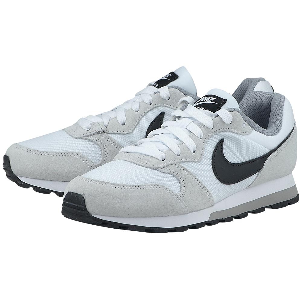 Nike – Nike Md Runner 2 749869100-3 – ΛΕΥΚΟ