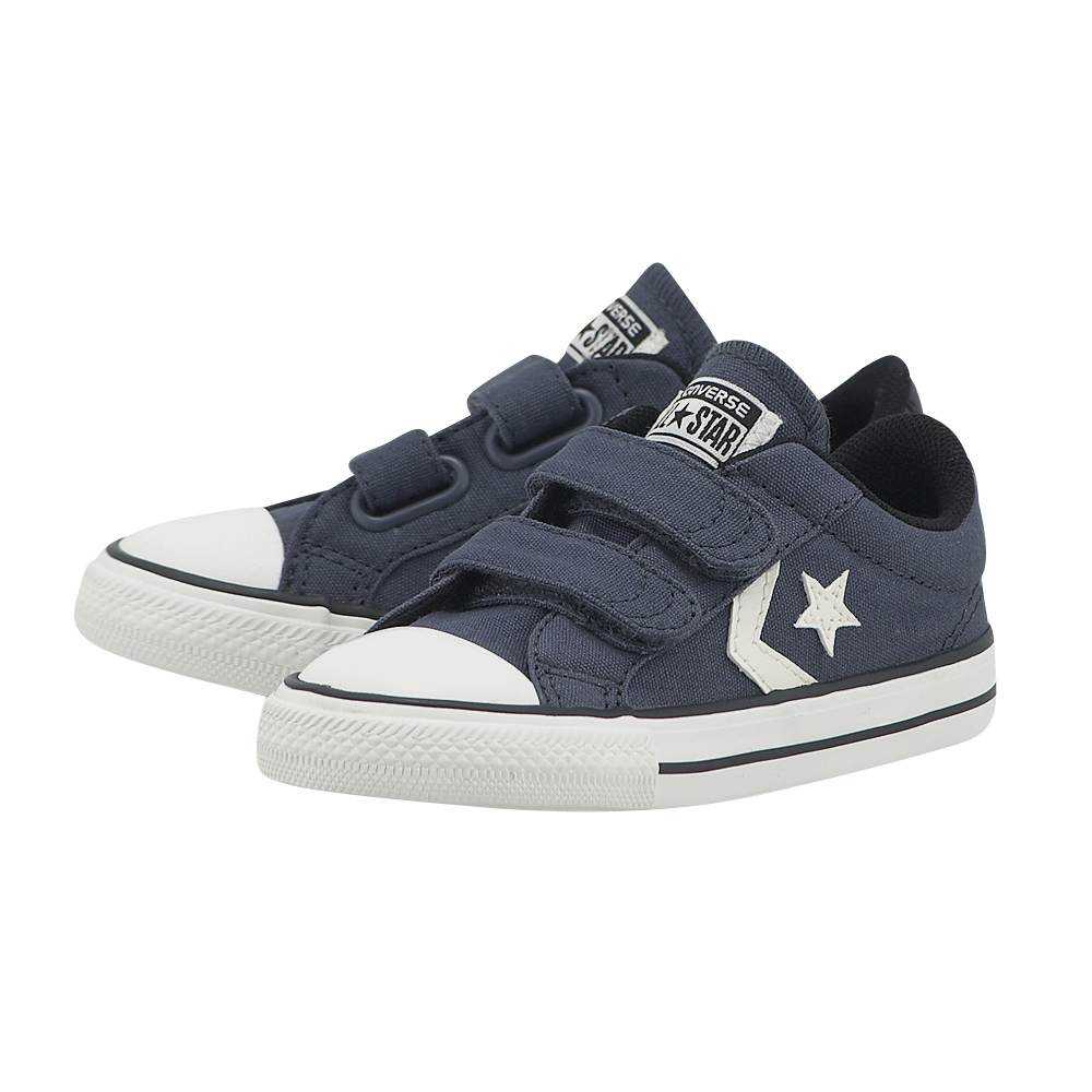 Converse – Converse Star Player 2V Ox 756149C – ΜΠΛΕ ΣΚΟΥΡΟ