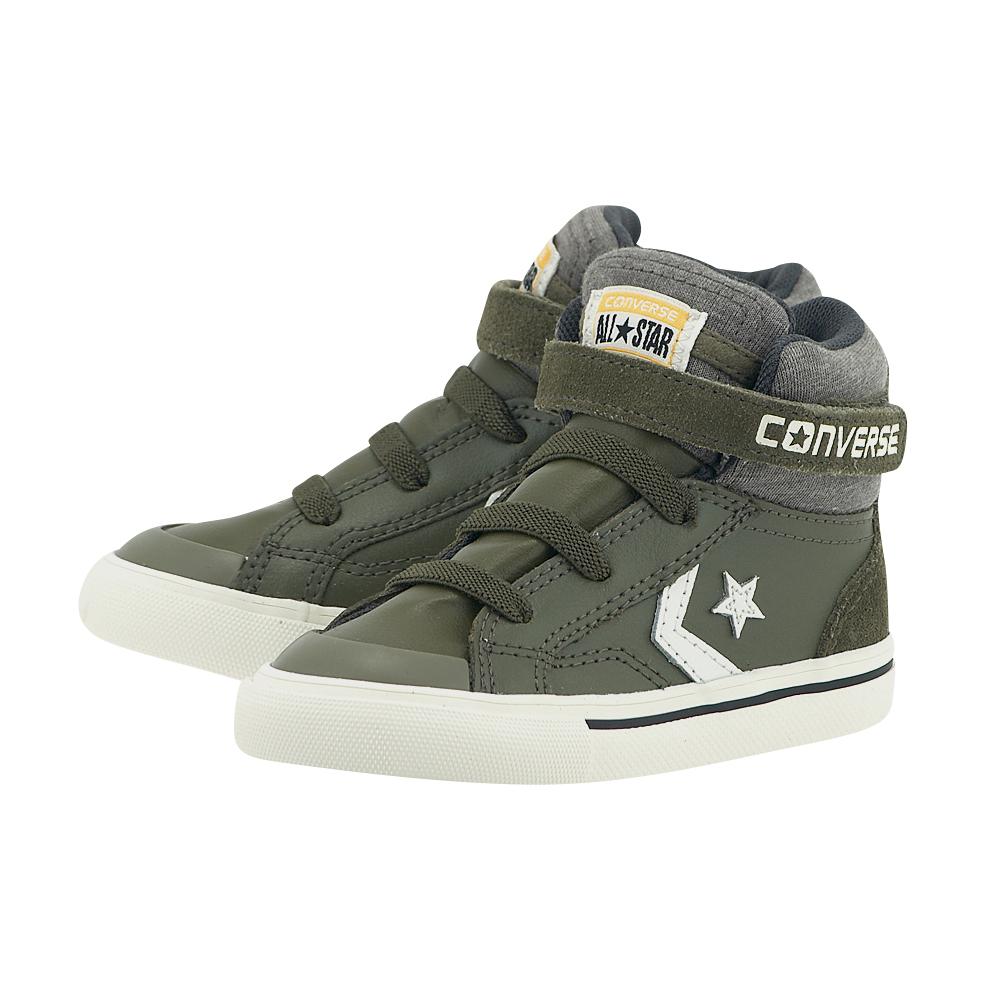 Converse – Converse Pro Blaze Strap Stretch Hi 758169C – ΛΑΔΙ