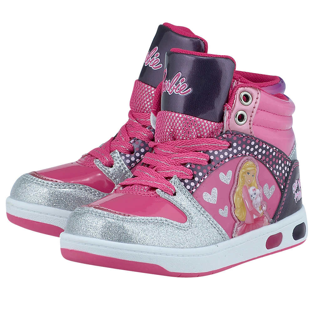 75d8262bfa3 Barbie ασημι/φουξια 7BA000311 | MYSHOE.GR