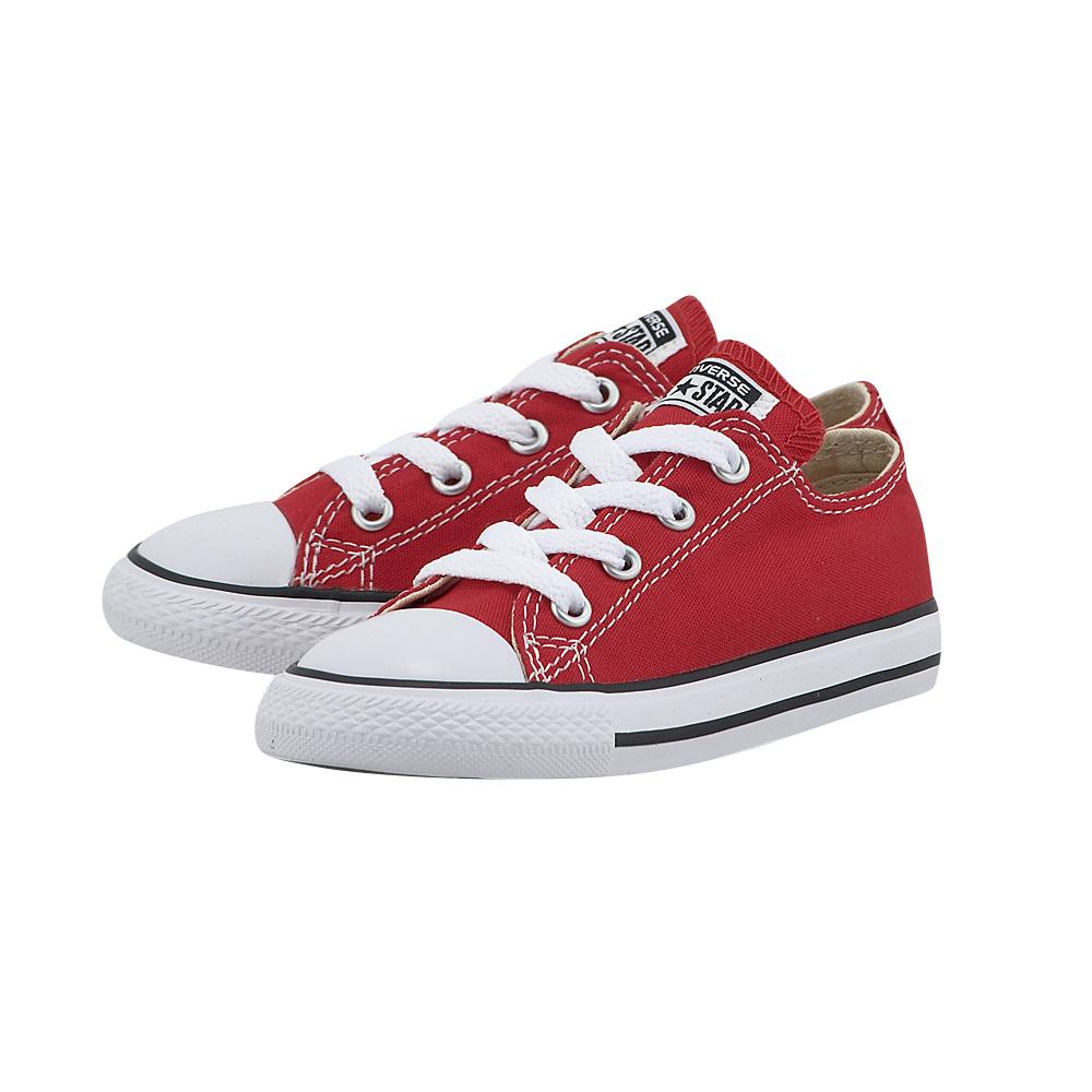 Converse – Converse Chuck Taylor Ox 7J236C-2 – ΚΟΚΚΙΝΟ