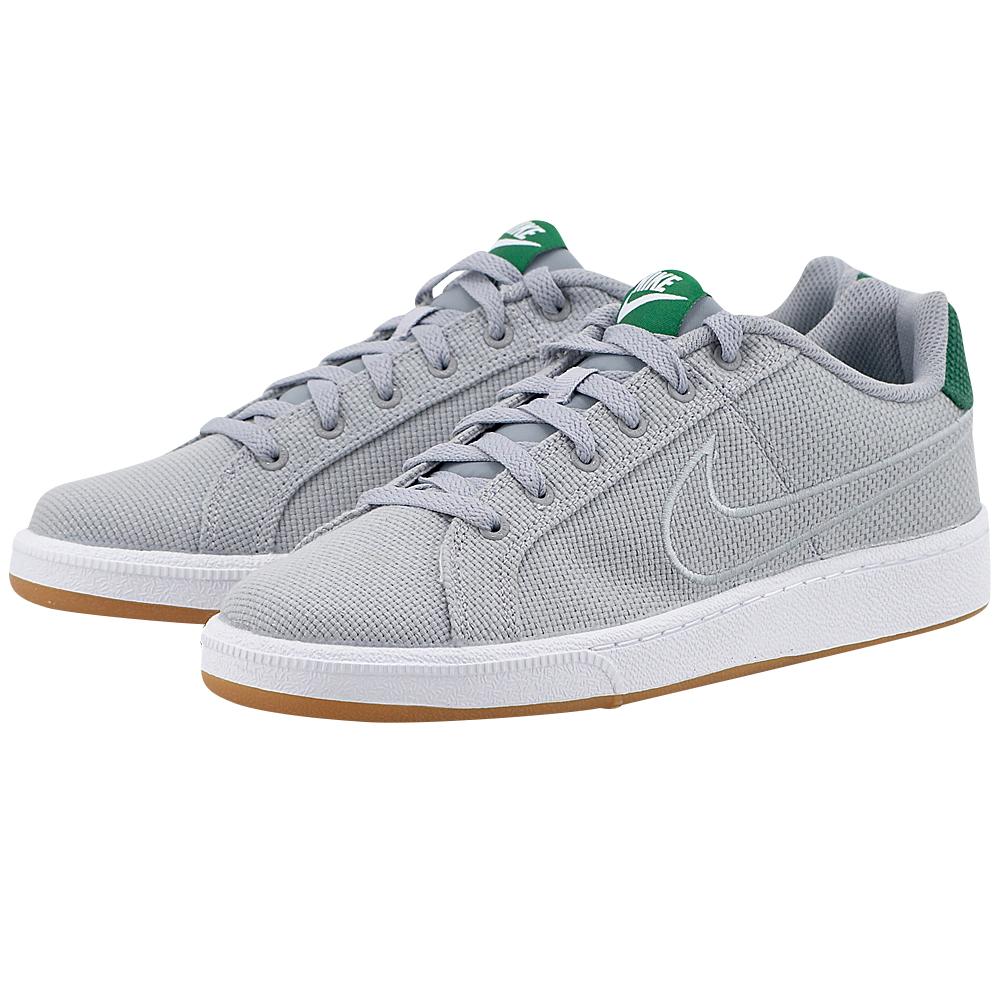 Nike – Nike Court Royale Premium 805556-005 – ΓΚΡΙ ΣΚΟΥΡΟ