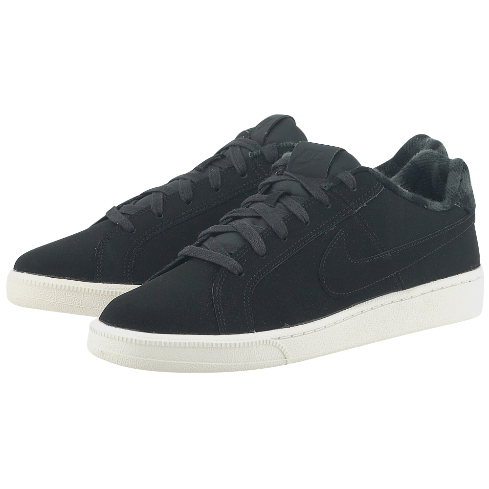 Nike – Nike Court Royale 805556003-4 – ΜΑΥΡΟ