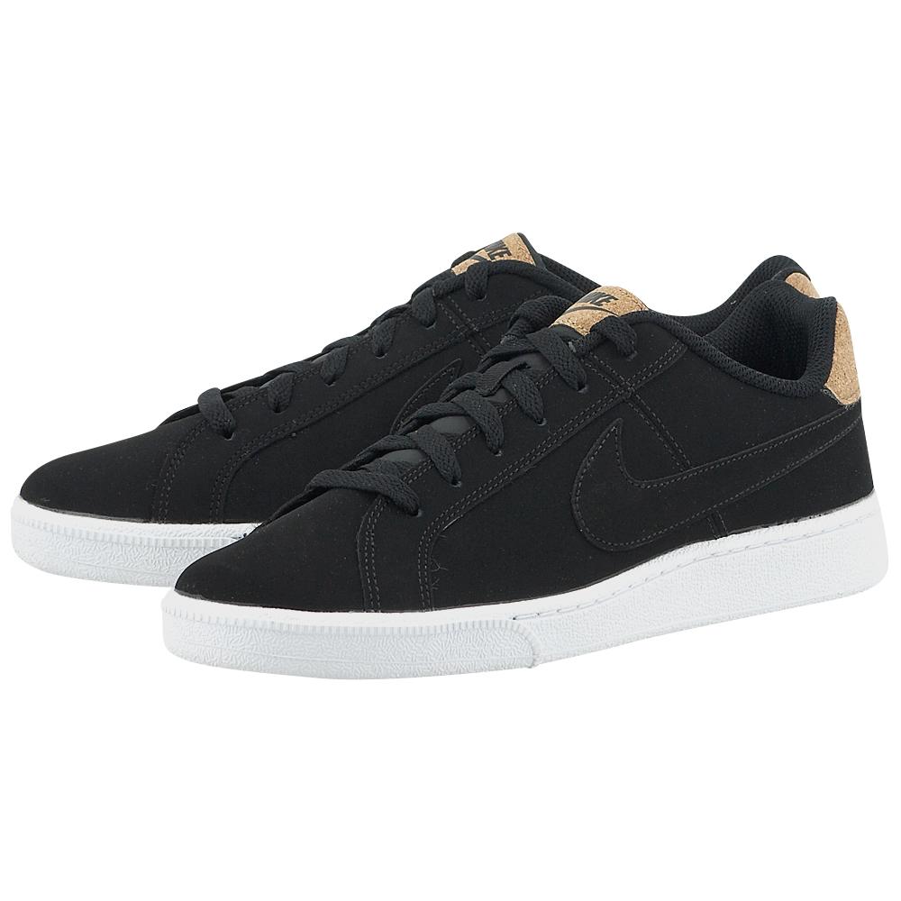 Nike – Nike Court Royale Premium 805556004-4 – ΜΑΥΡΟ