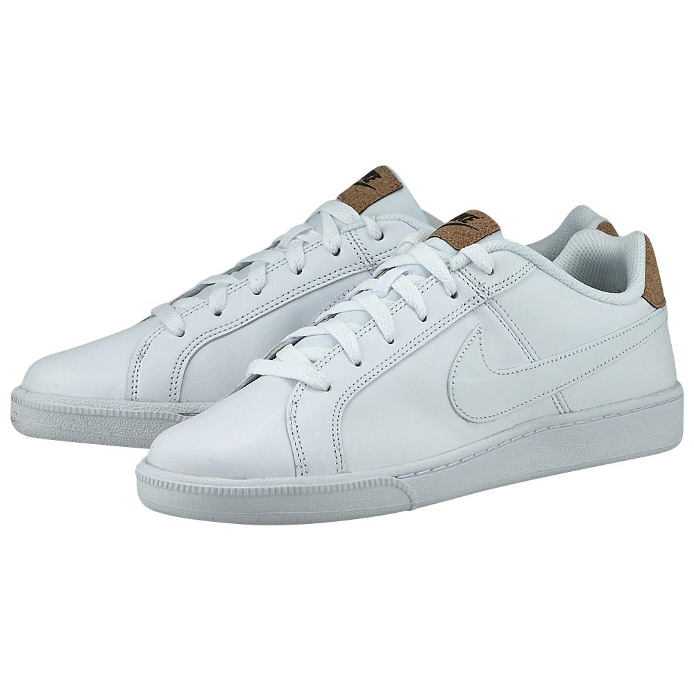 Nike - Nike Court Royale Premium 805556100-4 - ΛΕΥΚΟ