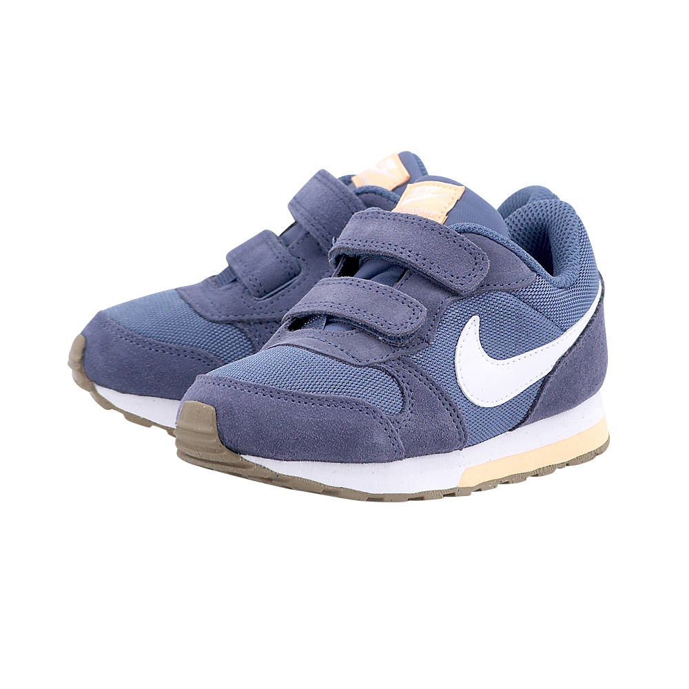 Nike – Nike MD Runner 2 (TD) Toddler 806255-407 – ΜΠΛΕ