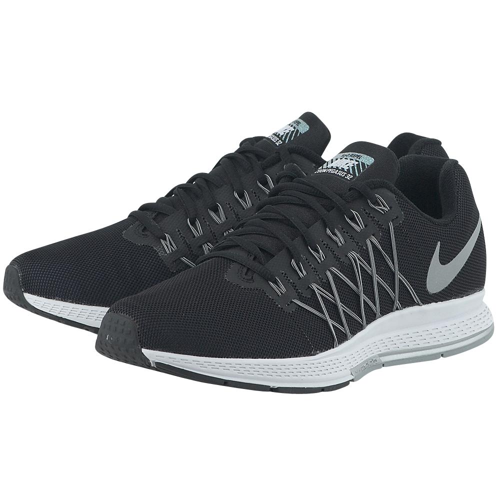 Nike - Nike Air Zoom Pegasus 32 806576001-4 - ΜΑΥΡΟ