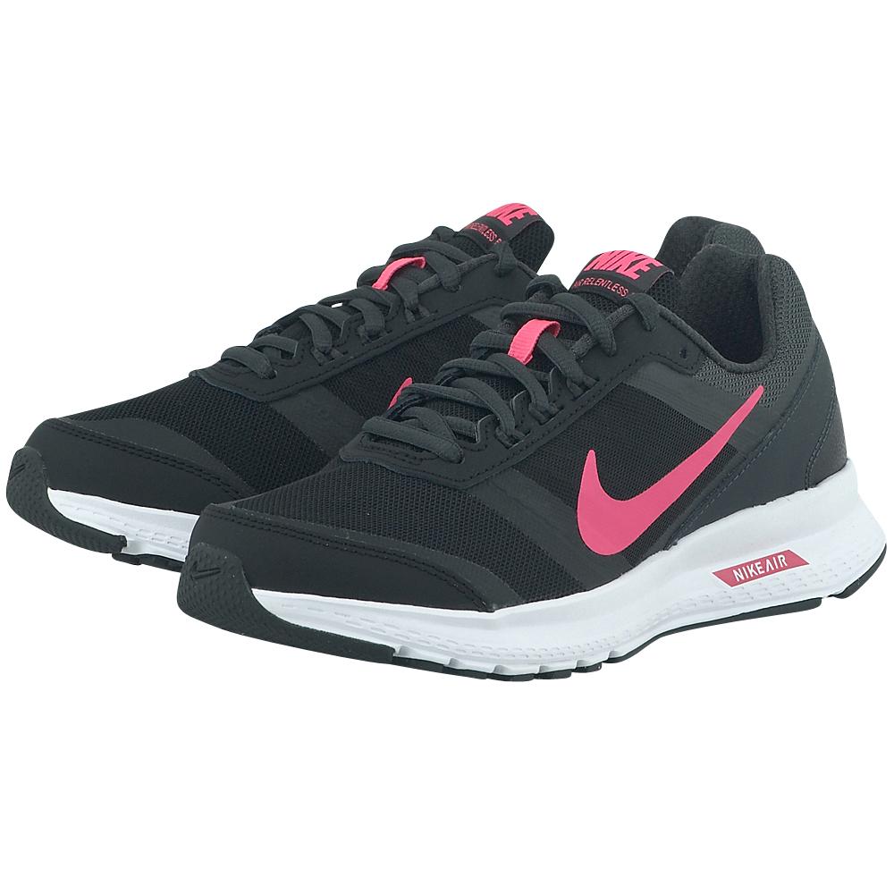 Nike Nike Air Relentless 807098005 3 ΜΑΥΡΟ