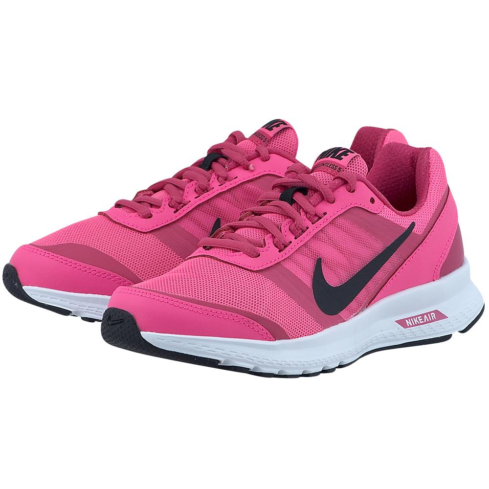 Nike - Nike Air Relentless 5 807098600-3 - ΦΟΥΞΙΑ