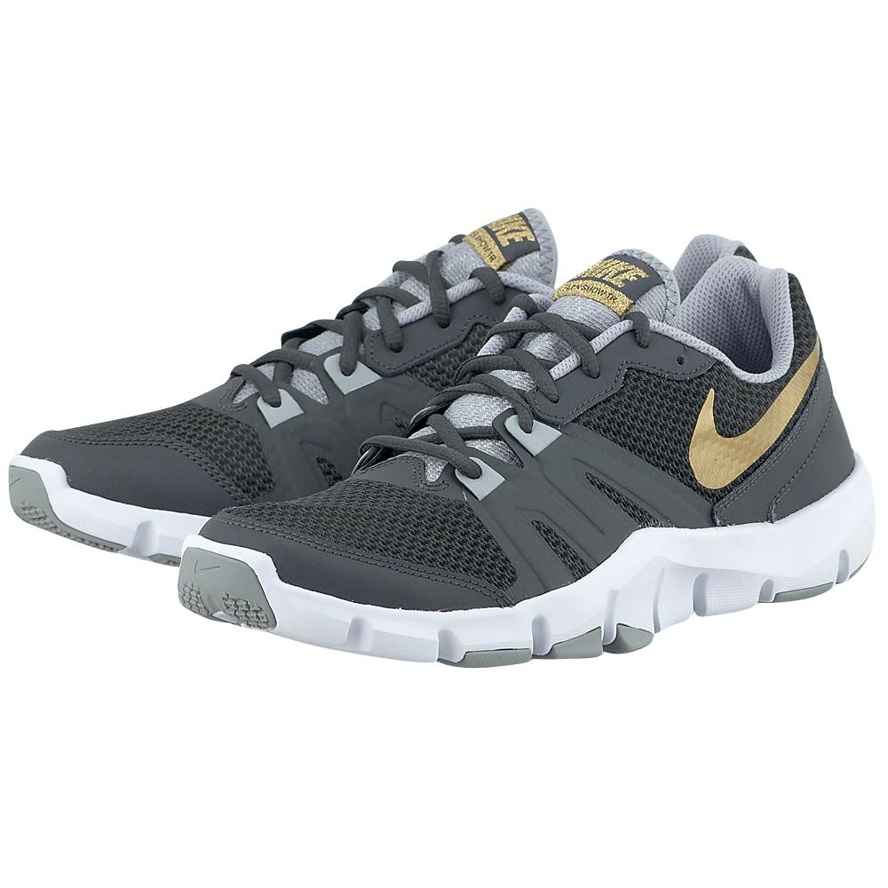 Nike – Nike Flex Show TR4 807182005-4 – ΓΚΡΙ ΣΚΟΥΡΟ