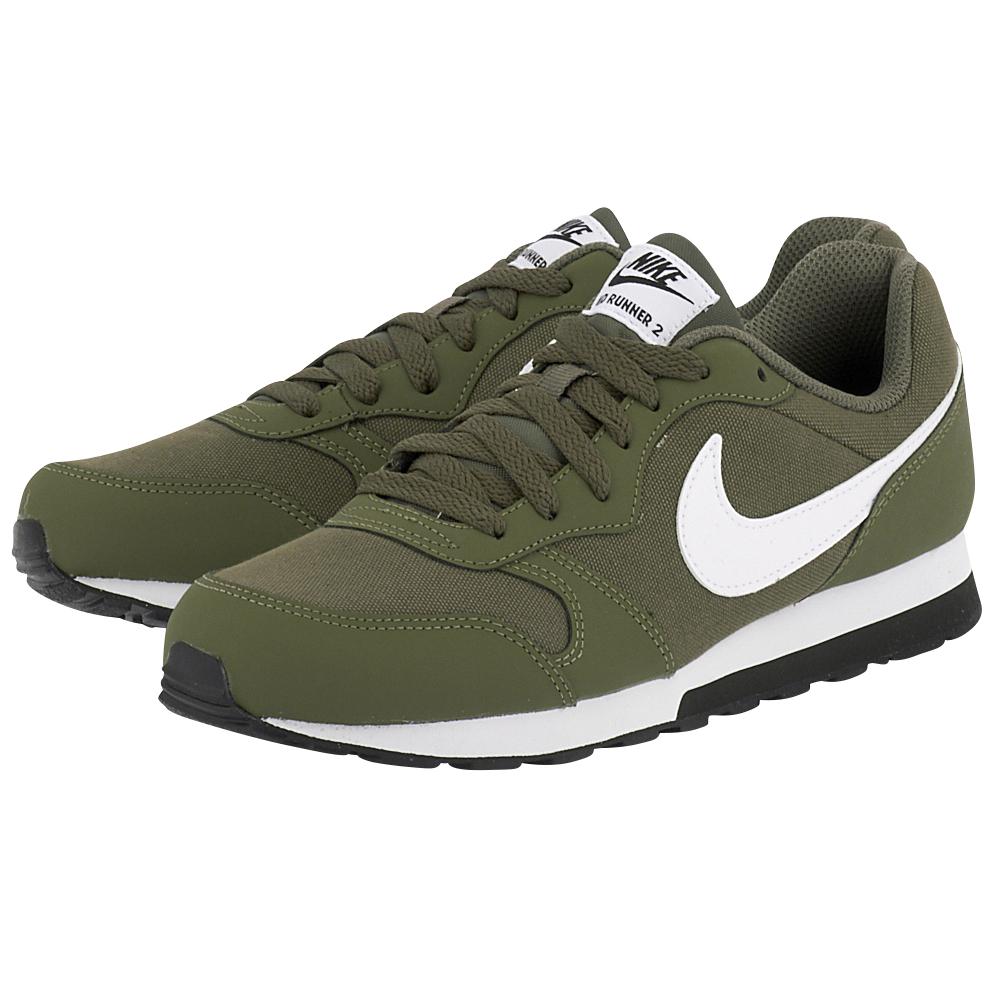 Nike - Nike MD Runner 2 (GS) 807316-201 - ΛΑΔΙ