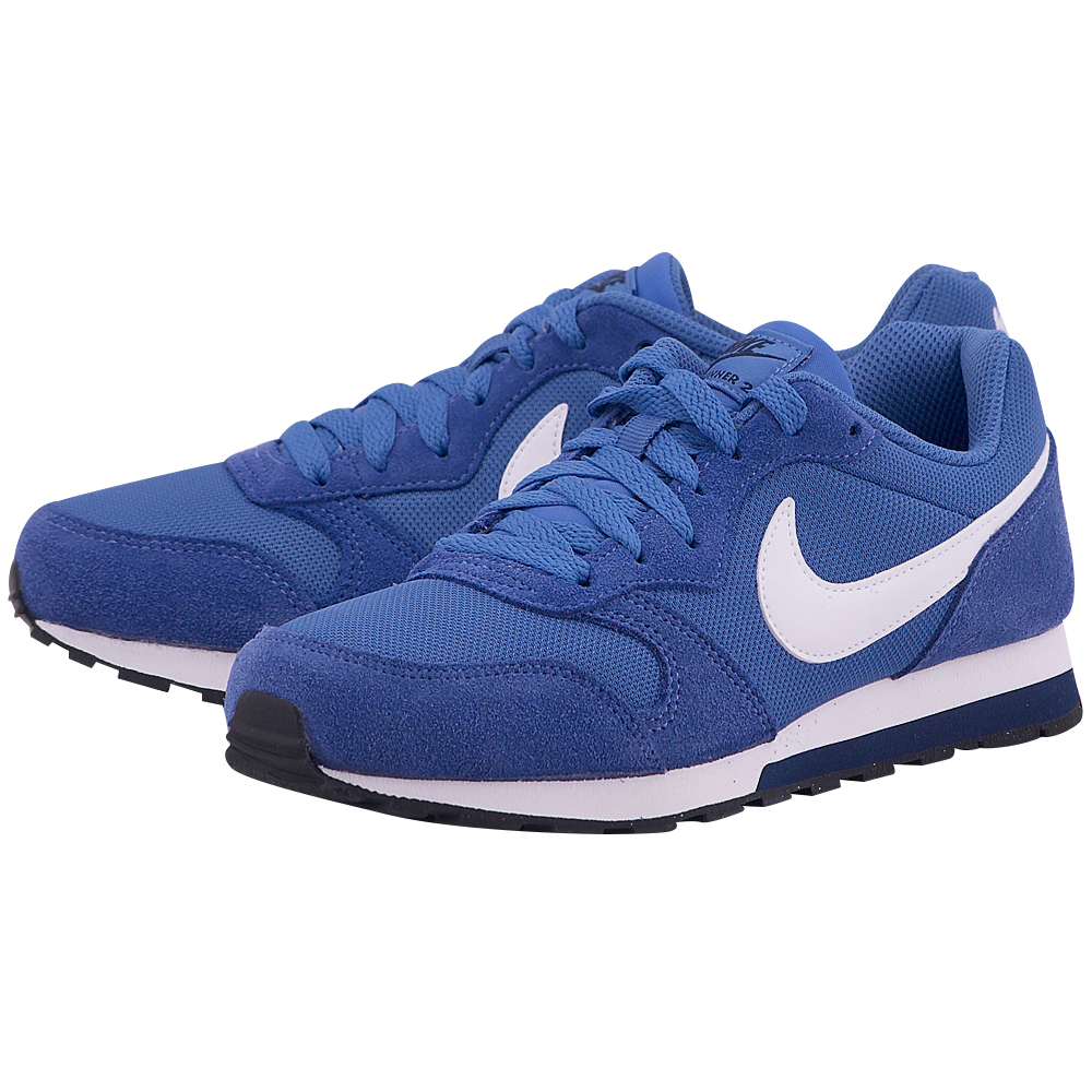 Nike – Nike MD Runner 2 (GS) 807316406-3 – ΜΠΛΕ