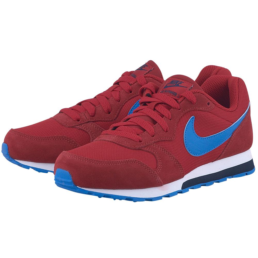 Nike Nike MD Runner 2 807316601 3 ΚΟΚΚΙΝΟ