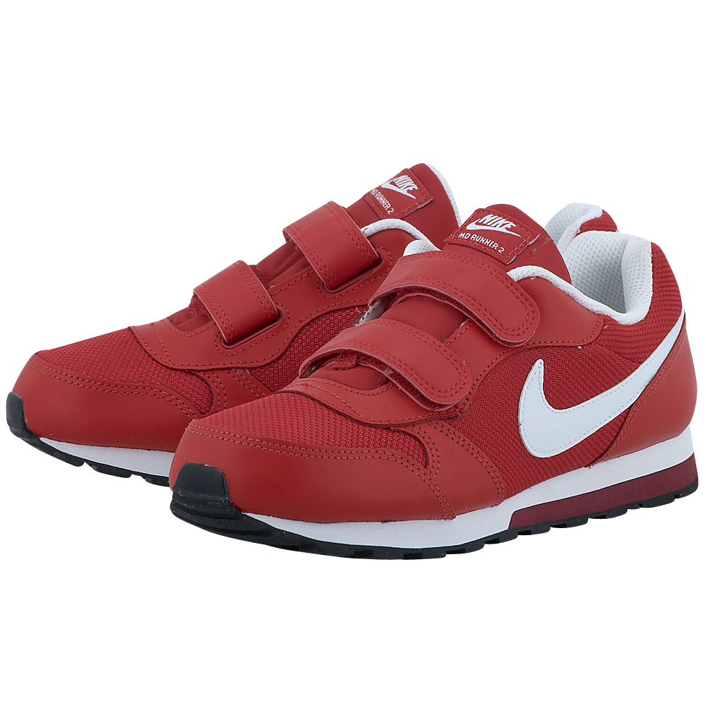c3f4b242b86 Nike MD Runner 2 κοκκινο 807317602-2 | MYSHOE.GR