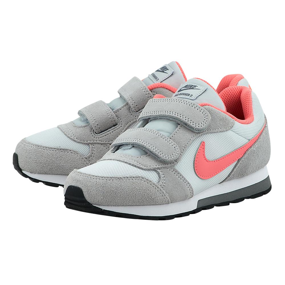 Nike - Nike Md Runner 2 807320007-2 - ΓΚΡΙ