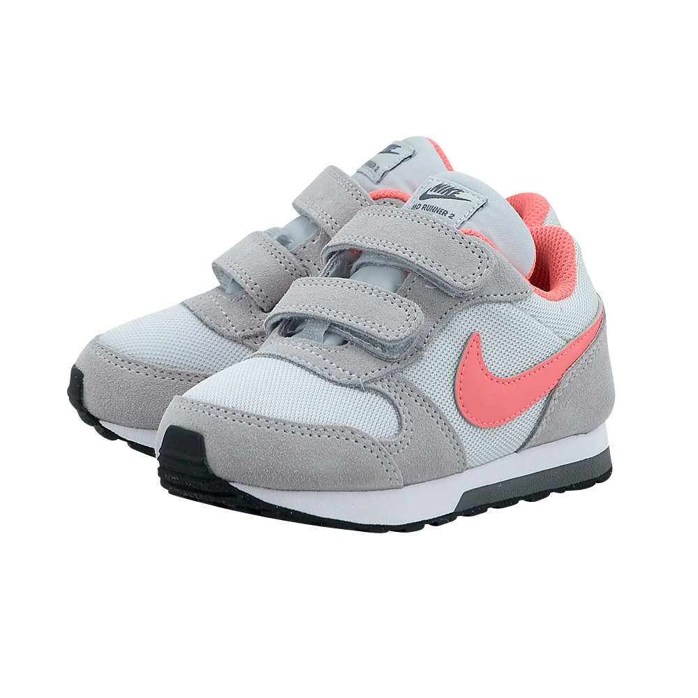 Nike – Nike MD Runner 2 (TD) Toddler 807328007-2 – ΓΚΡΙ