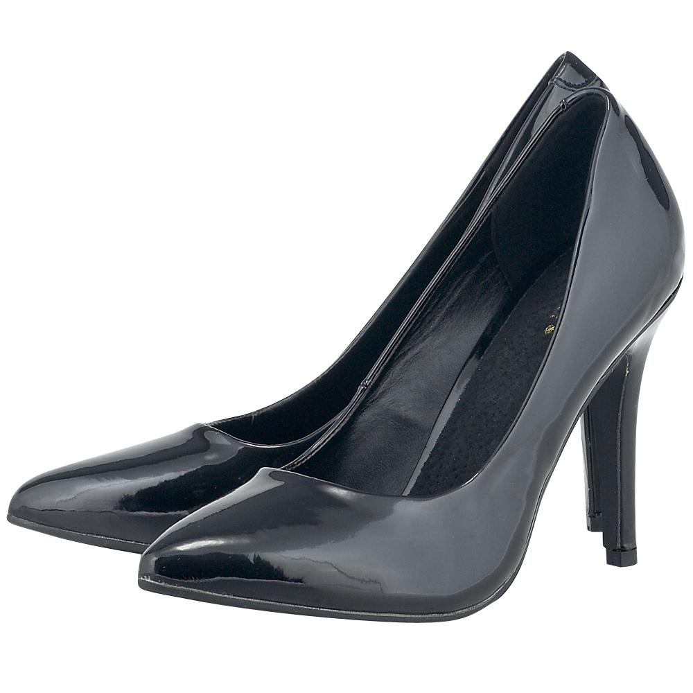 Adam's Shoes - Adam's Shoes 811-4512 - ΜΑΥΡΟ