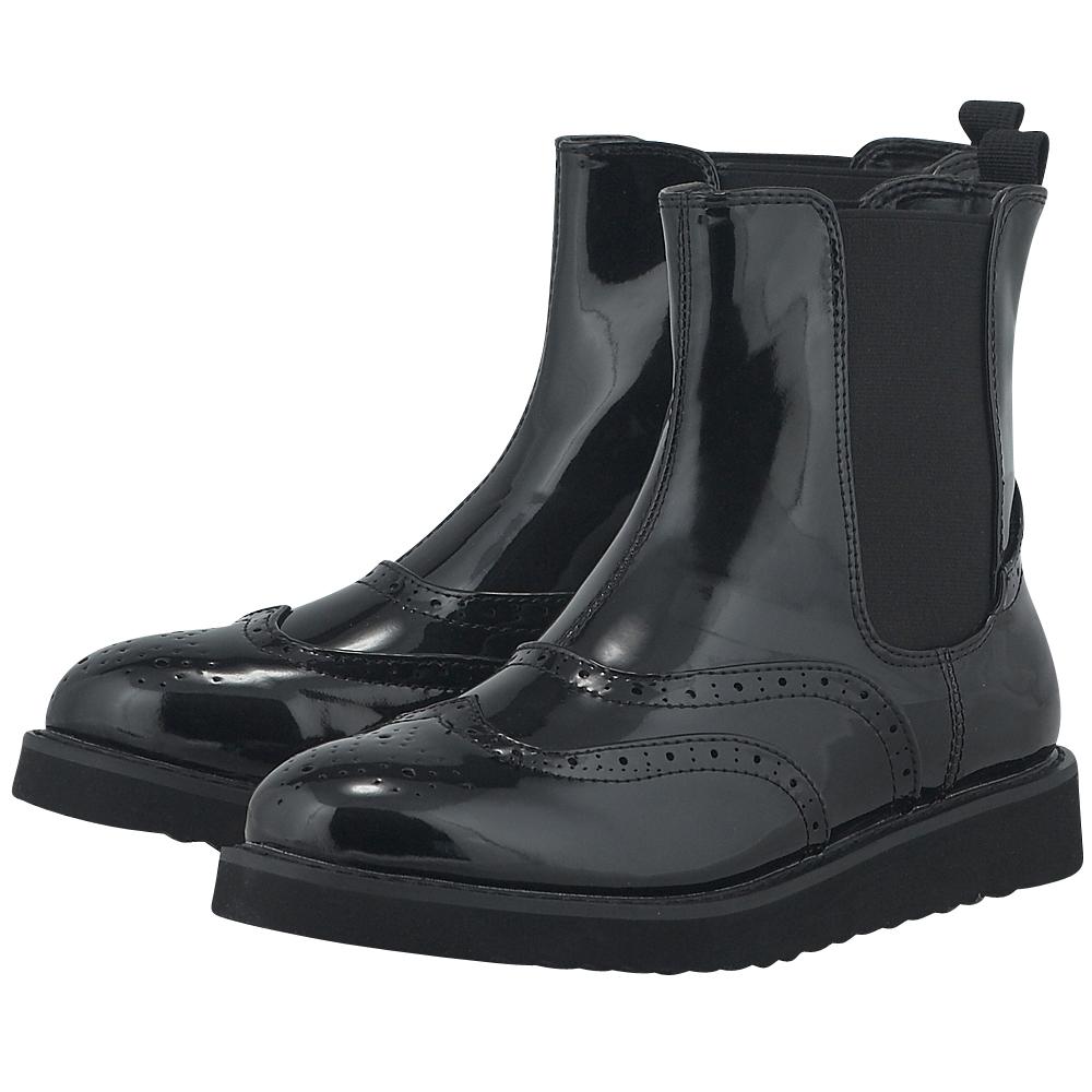 Adam's Shoes - Adam's Shoes 811-5543 - ΜΑΥΡΟ
