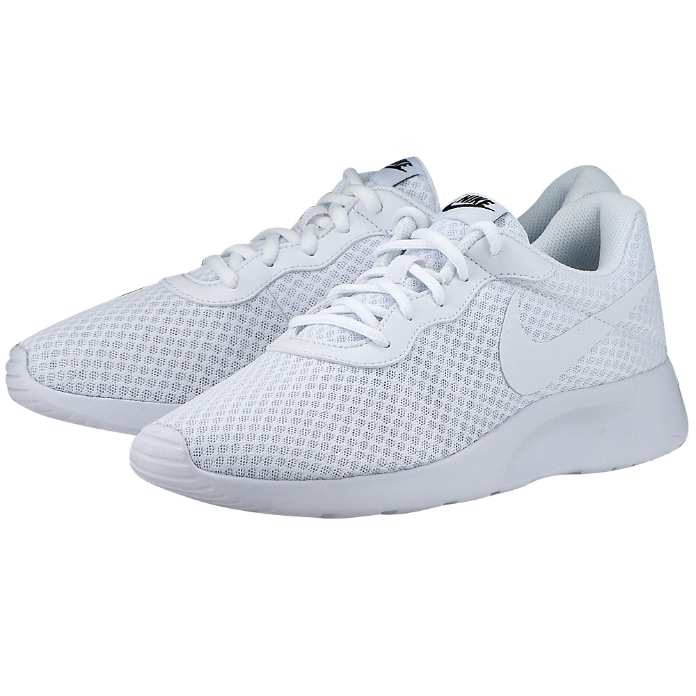 Nike – Nike Men's Tanjun Shoe 812654-110 – ΛΕΥΚΟ