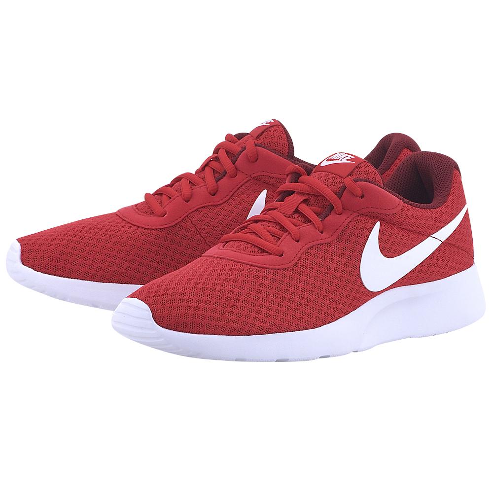 Nike - Nike Tanjun 812654-616 - ΚΟΚΚΙΝΟ