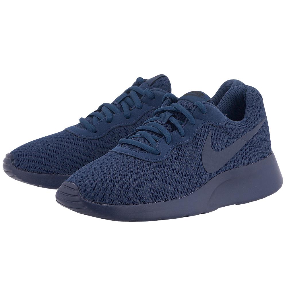 Nike – Nike Tanjun 812654400-4 – ΜΠΛΕ ΣΚΟΥΡΟ