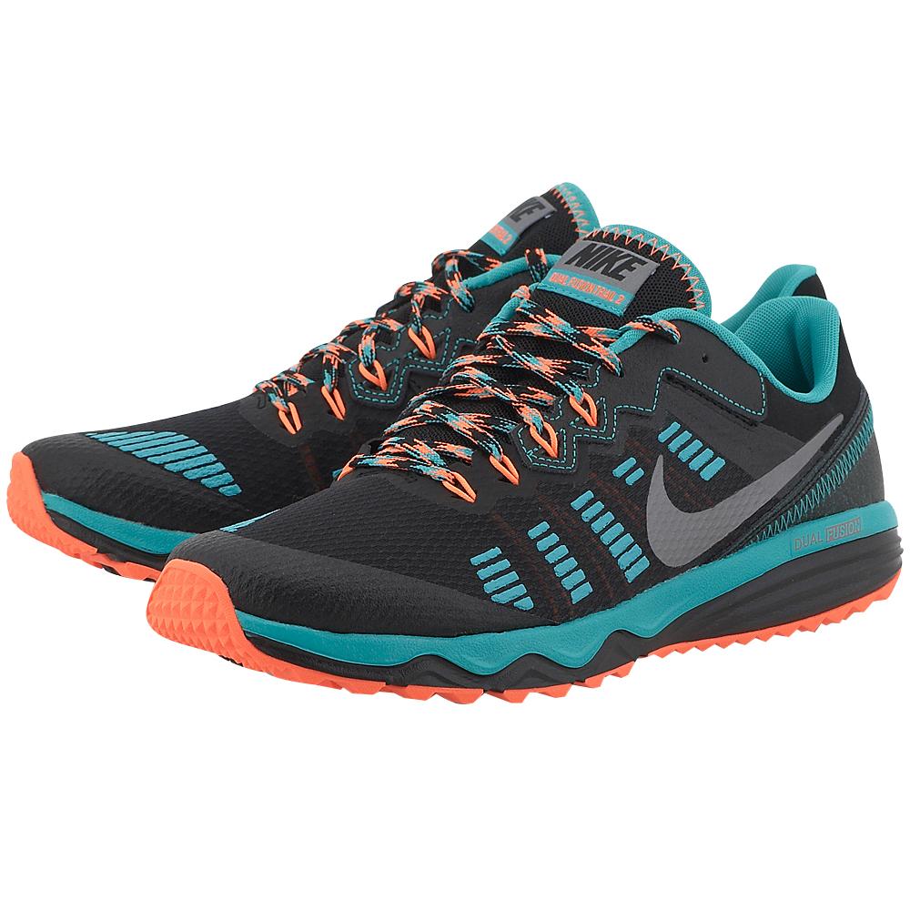 Nike – Nike Dual Fusion Trail 2 819146003-4 – ΜΑΥΡΟ