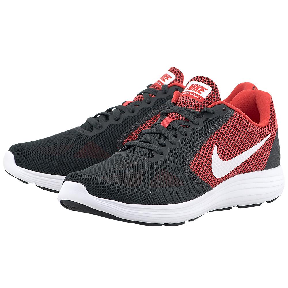 Nike - Nike Revolution 3 Running 819300-015 - ΜΑΥΡΟ