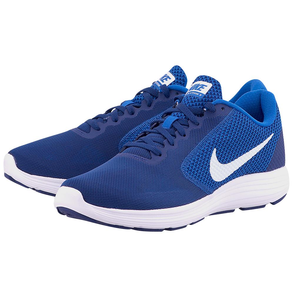 Nike - Nike Revolution 3 819300-407 - ΡΟΥΑ