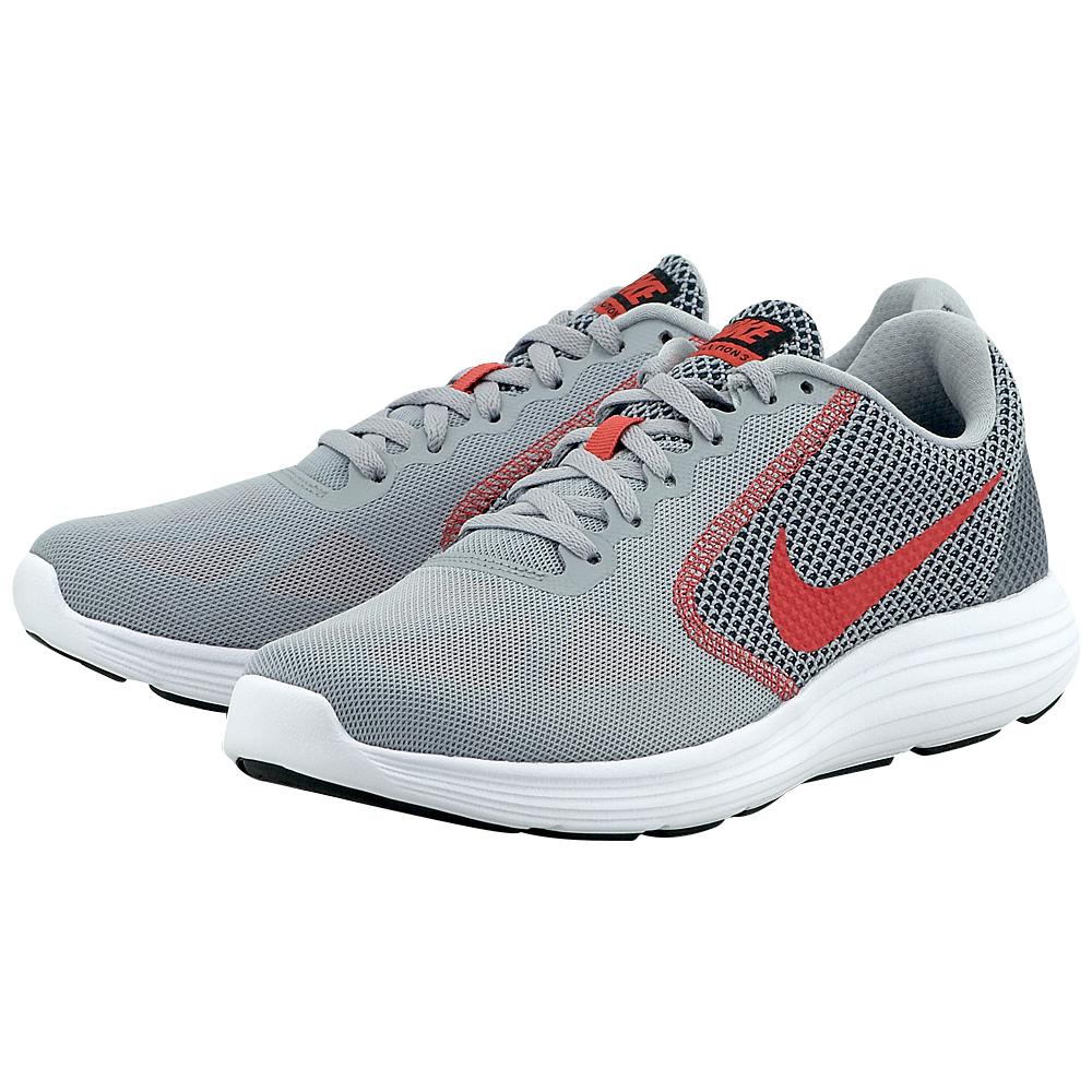 Nike – Nike Revolution 3 Running 819300011-4 – ΓΚΡΙ