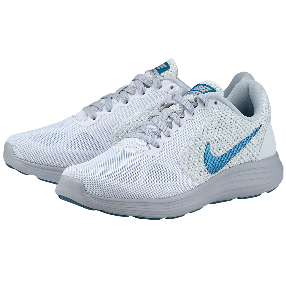 Nike - Nike Revolution 3 Running 819303-104 - ΛΕΥΚΟ
