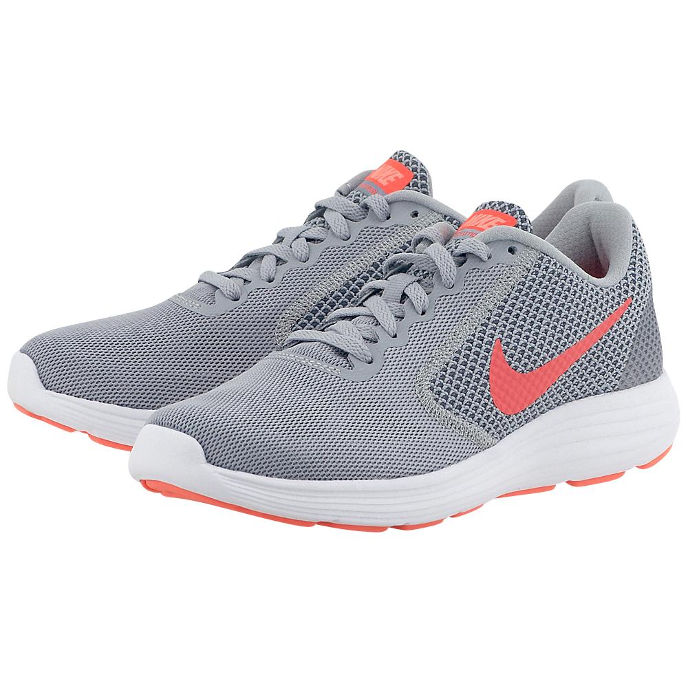 Nike - Nike Revolution 819303002-3 - ΓΚΡΙ