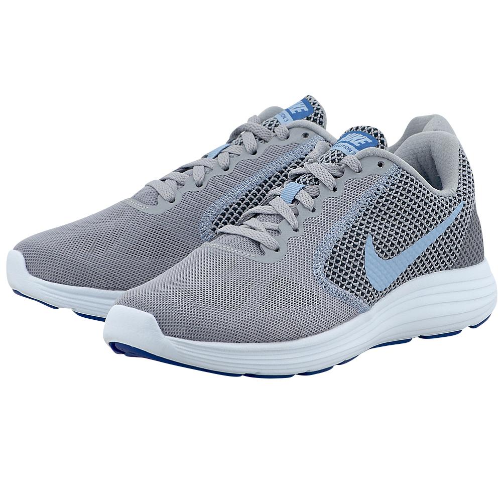 Nike - Nike Revolution 819303014-3 - ΓΚΡΙ
