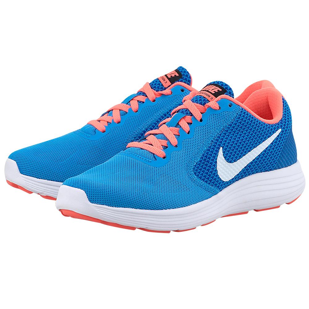 Nike - Nike Revolution 3 819303402-3 - ΣΙΕΛ