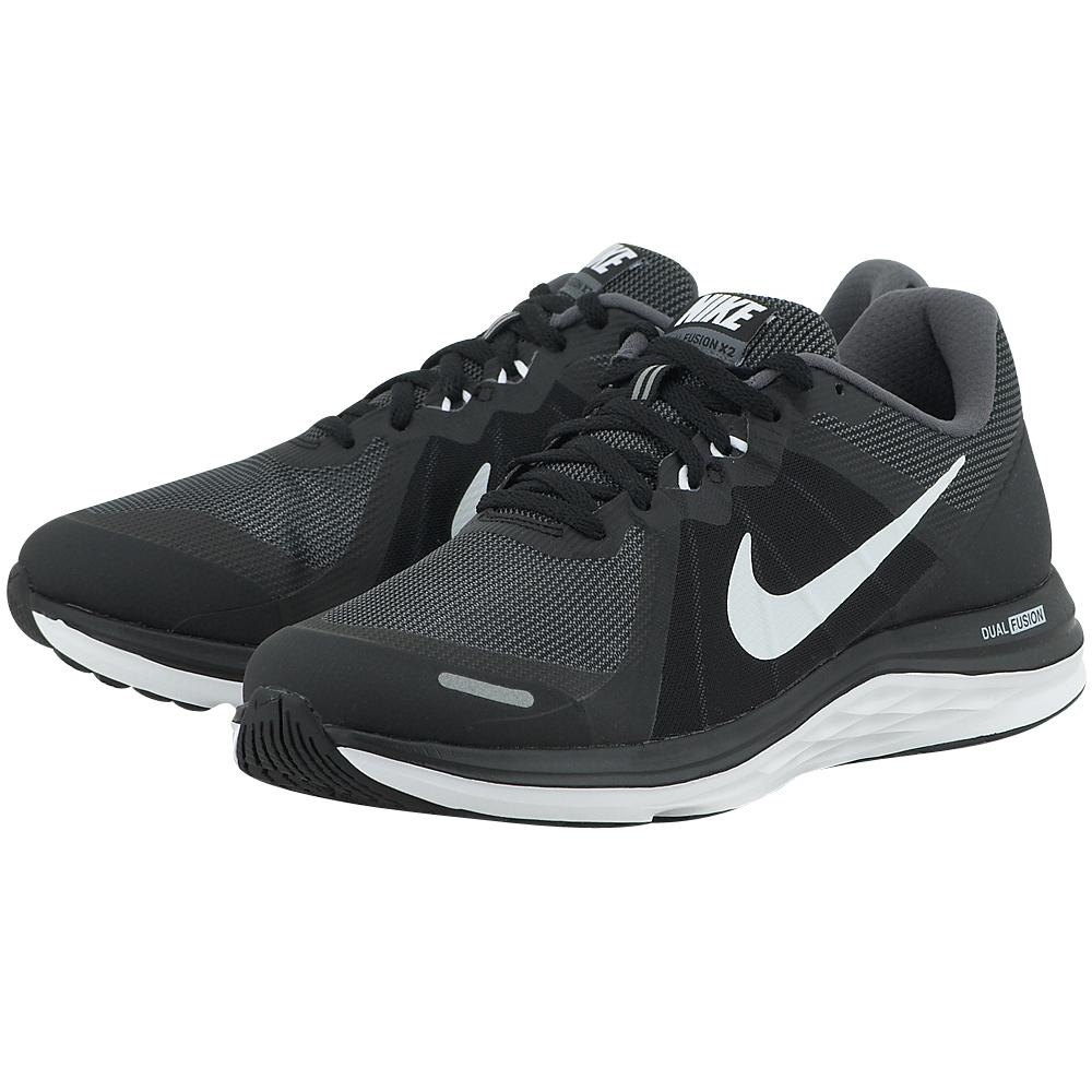 Nike – Nike Dual Fusion X2 819316001-4 – ΜΑΥΡΟ