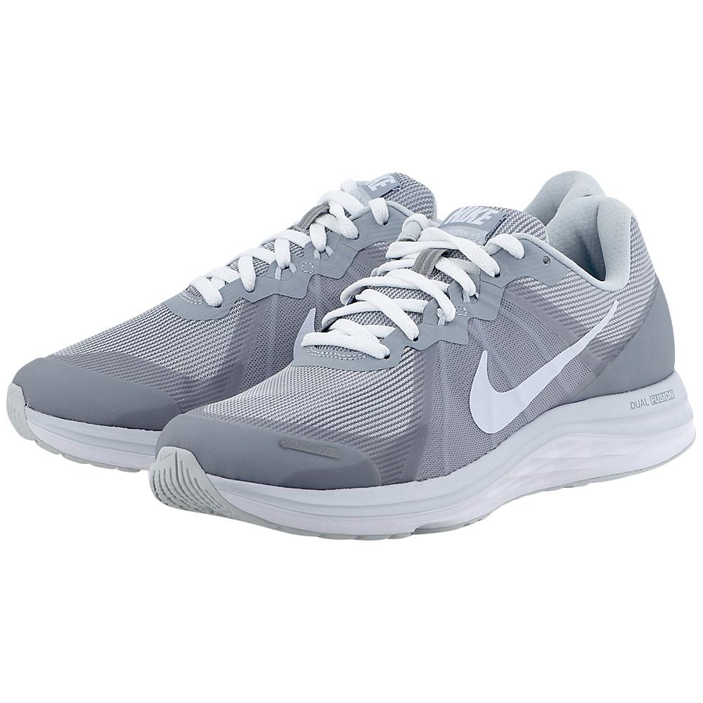 Nike – Nike Dual Fusion X 2 Running 819316010-4 – ΓΚΡΙ