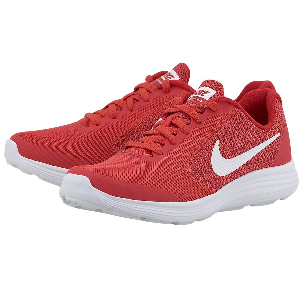 Nike – Nike Revolution 3 819413-601. – ΚΟΚΚΙΝΟ