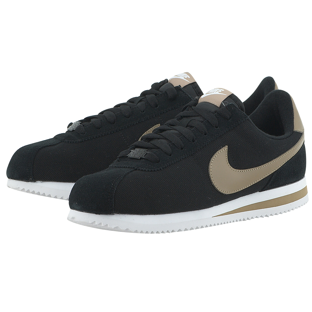 Nike – Nike Cortez Basic Premium QS 819721021-4 – ΜΑΥΡΟ