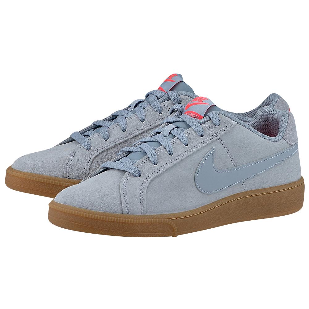 Nike - Nike Court Royale Suede 819802-003 - ΓΚΡΙ