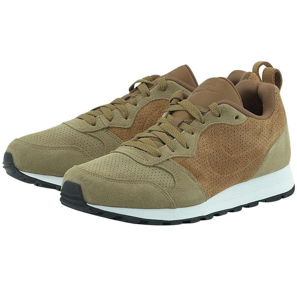 Nike – Nike MD Runner 2 819834200-4 – ΛΑΔΙ/ΜΠΕΖ